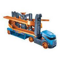 """Хот Вілс Ігровий набір вантажівка транспортер """"Крутий спуск"""" Hot Wheels GNM62. Оригінал"""