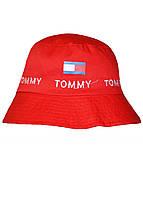 Панама літня для дорослих Томмі червона