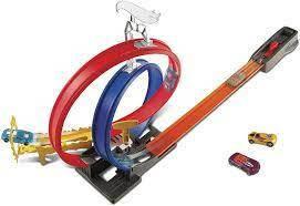 Трек Хот Вілс Hot Wheels Нескінченна енергія GND92 . Оригінал