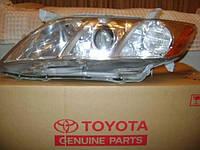 Фара Toyota Camry (Тоета камри) 40 передняя (81170-33611  81170-33612 ле (81130-33611  81130-33612пр