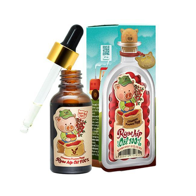 Натуральне масло шипшини Elizavecca Farmer Piggy Rosehip Oil 100%