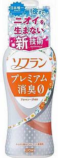 Lion Soflan Premium Deodorant Soap кондиціонер для білизни антибактеріальний аромат мила, лаванди. пудри 550 мл