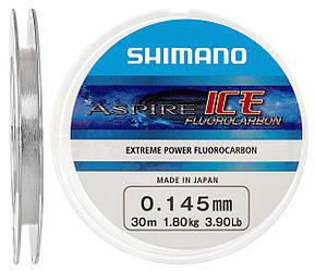 Флюорокарбон Shimano Aspire Fluoro Ice 30m 0.165mm 2.0kg (2266.55.47)