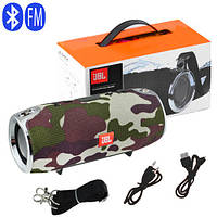 Bluetooth-колонка JBL XTREME MINI, c функцией speakerphone, радио, camuflage, фото 1
