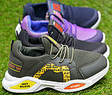 Стильные детские кроссовки Nike найк фиолетовые р31-35, копия, фото 2