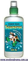 Жидкое мыло «Башмачок» для собак и кошек, Веда (220 мл)