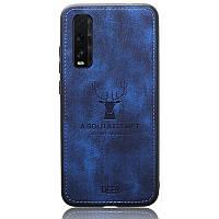 Чехол Deer Case для Oppo Find X2 Blue