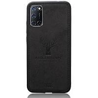 Чехол Deer Case для Oppo A52 / A72 / A92 Black