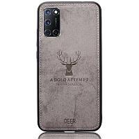 Чехол Deer Case для Oppo A52 / A72 / A92 Grey