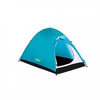 Кемпинговая палатка двухместная Bestway 68089 Active Base, двухслойная
