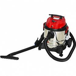 Промышленный моющий пылесос строительный для сухой и влажной уборки
