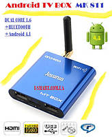 Mk 811 Android TV Box  Android 4.1 RK3066 Dual Core 1.6+Bluetooth 1G RAM HDMI