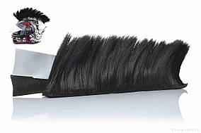 Стайлинг шлема  #Ирокез  (черный)