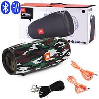 Bluetooth-колонки JBL XTREME BIG, c функцією speakerphone, PowerBank, camuflage, фото 1