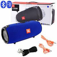 Bluetooth-колонка JBL XTREME BIG, c функцией speakerphone, PowerBank, blue, фото 1