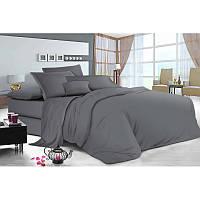 Комплект постельного белья Grey SoundSleep бязь евро