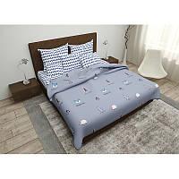 Комплект постельного белья Fox SoundSleep бязь двуспальный
