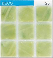 "Мозаика ""DECO"" Испания GREEN/YEELOW MIX 25"