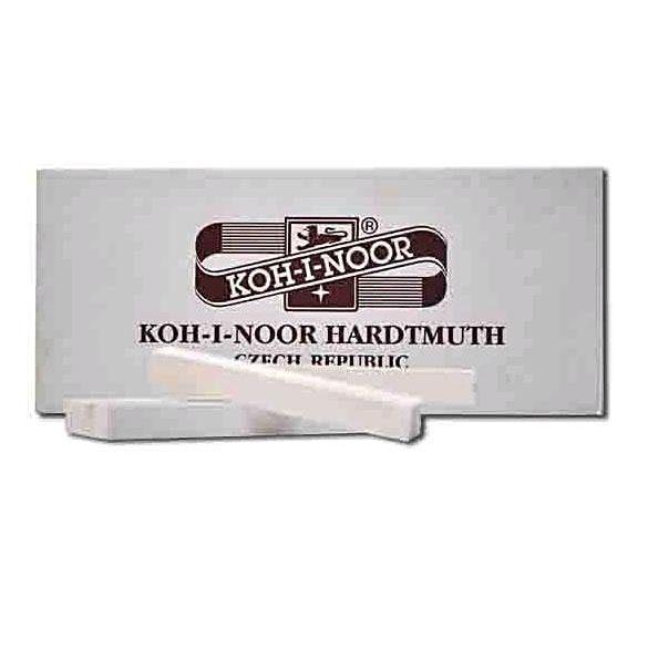 Мел белый Koh-I-Noor квадратный 100шт. (111502)