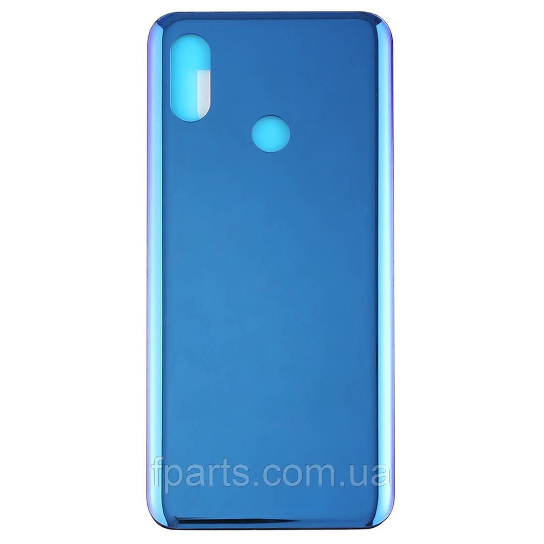Задняя крышка Xiaomi Mi 8, Blue