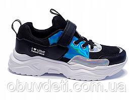 Качественные кроссовки american club для девочки 32 размер - 20,5 см