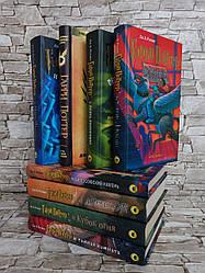 "Набір книг ""Гаррі Поттер"" набір 8 книг, Дж. К. Роулінг , РОСМЭН"