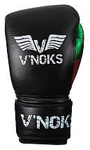 Боксерські рукавички V'Noks Mex Pro Training 16 ун., фото 2