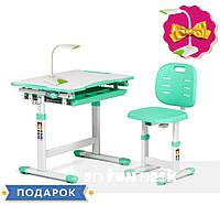 Комплект Piccolino 3, парта і стілець трансформери , 4 кольори, фото 1