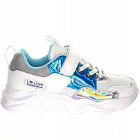 Качественные кроссовки American Club девочке 33 размер - 21,5 см, фото 1