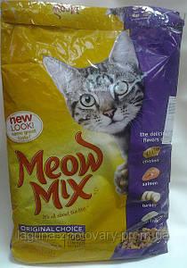 Корм для взрослых кошек Мяу Микс Оригинал 9.98кг