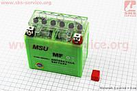 Аккумулятор 5Аh YTX5L-BS гелевый (L113*W70*H107mm), 2021 (348048)