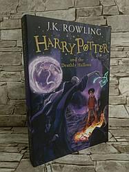 Книга Harry Potter and the Deathly Hallows, Гаррі Поттер і Дари Смерті, англійською мовою