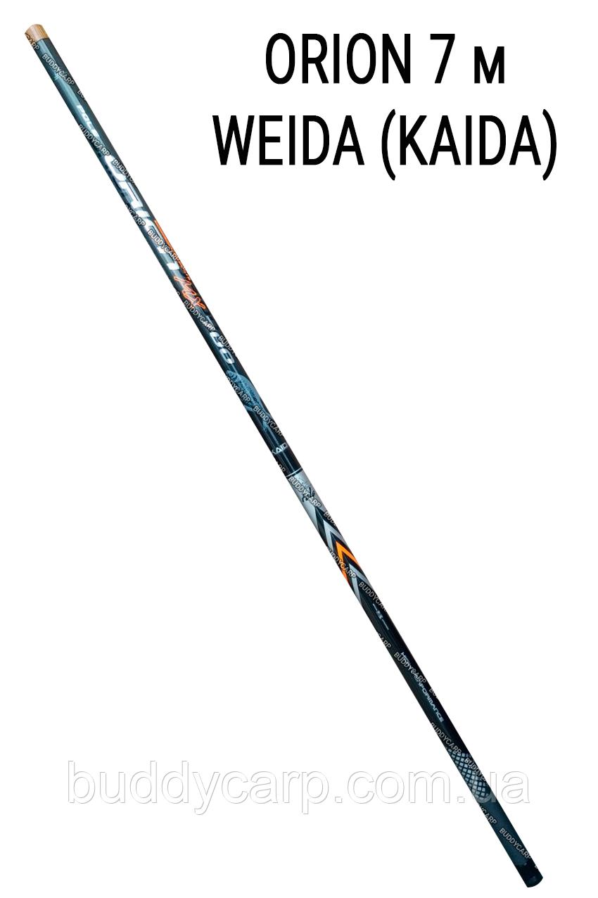 Махова вудка 7 метрів Orion MX Weida (Kaida)