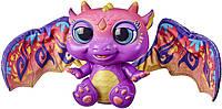 Інтерактивна іграшка Малюк дракон FurReal Friends Moodwings Baby Hasbro Dragon, фото 1