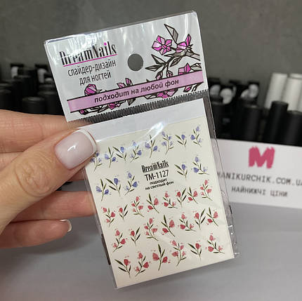 Слайдеры для ногтей цветные. Слайдер-дизайн., фото 2