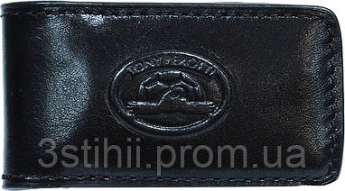 Зажим для денег Tony Perotti Italico 1201-it nero Черный
