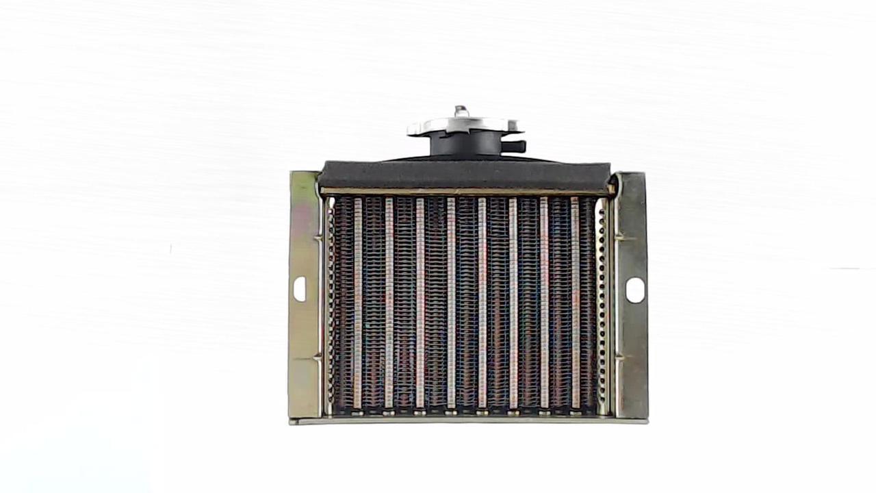 Радиатор мотоблок 175N / 180N 7 / 9Hp латунь