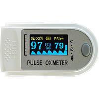 Пульсоксиметр Fingertip Pulse Oximeter CMS50D Білий