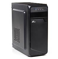 Комп'ютер для роботи i3 4160/8 ОЗП/HD4460/SSD 120/HDD 500/ 400W