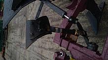 Двухкорпусный оборотный плуг ПНО 2-25 ПР с передплужниками, фото 3