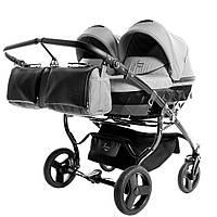 Junama Diamond Duo - функциональная коляска для двоих детей