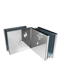 ODF-01-21-02 Соединение стекло-стекло 90 градусов, полированное.