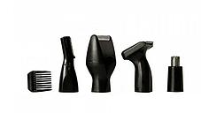 Тример бритва 4в1 Gemei GM 3116 | Машинка для стрижки бороди, брови, волосся в носі, вухах, фото 2