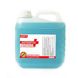 Антисептическое средство iSEPT 3 л (для рук и поверхностей)