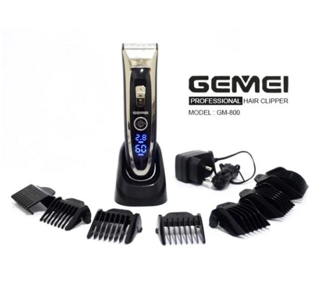 Машинка для стрижки Gemei GM 800