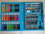 Набор для детского творчества 86 предметов, фото 2