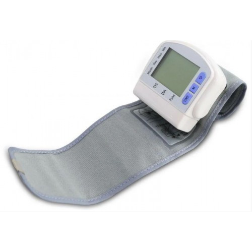 Тонометр автоматический BPA SMARTMED CK-102S на запястье для измерения давления и пульса