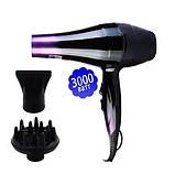 Профессиональный фен Promotec 3000W с диффузором, фото 2