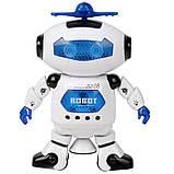 Танцюючий робот Dancing Robot 360 STURN SPIN, фото 2