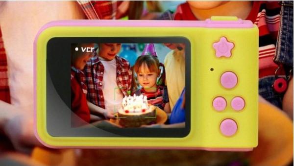 Цифровий дитячий фотоапарат Summer Vacation Smart Kids Camera